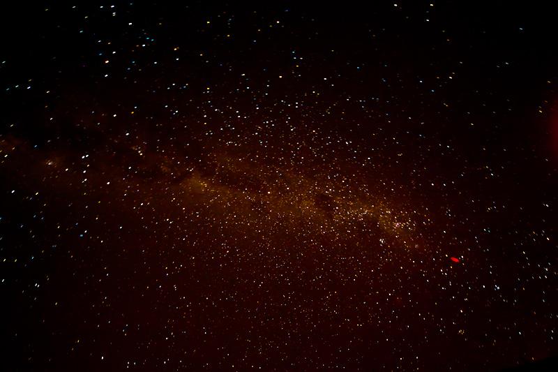 June 24 - Under the Milky Way
